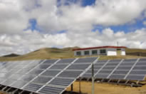 145KW Solar Power Plant
