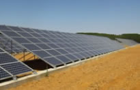 3550KW Solar Power Plant